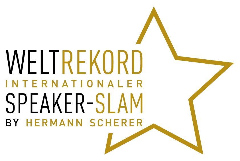 Gewinner Speaker Slam Weltrekord Olaf Schild