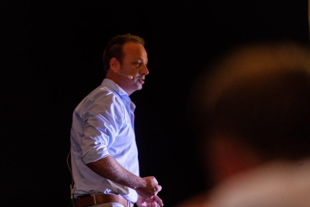Vortrag Olaf Schild, Speaker, Redner