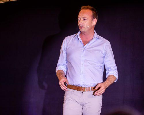 Olaf Schild Vortrag über Wachstumschancen