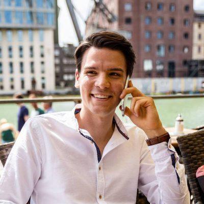 RAFAEL BETTENCOURT Interviewgast Persönliche Krisen meistern Podcast Olaf Schild